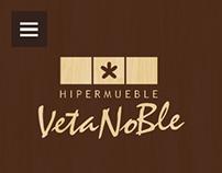 VetaNoble Responsive Web