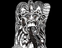 Rangda - The Demon Queen