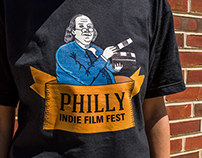Re-Branded Philly Indie Film Fest (Capstone)