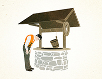 Illustrations / Saxton Horne