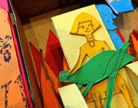 Gustavo Puerta's workshop
