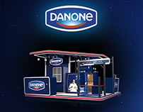 Danone Booth