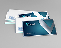 3 Business Card Mock-up