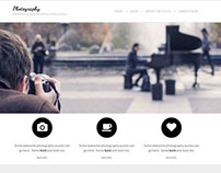 VRYN-Photography Free WordPress Theme Download