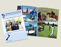 "Kerikeri High School ""International Brochure"""