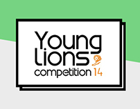 Shortlist at Young Lions Film competition 2014
