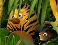 Les as de la Jungle - Film Animation