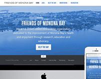 Friends of Monona Bay Website