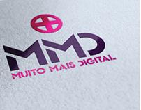 Logotipo - MMD Muito Mais Digital