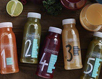 Soulmatefood Perfect Juice Cleanse
