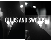 clubs and swords