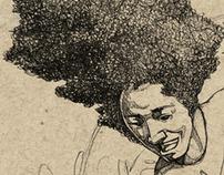 sketch works