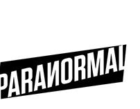 PARANORMAL   Logo Design