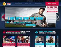 Red Bull Credits (Pitch Design)