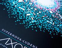 Supernova Ludens - Screenprint Poster