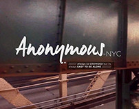 Anonymous- NYC