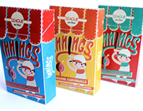 Innings ~ Vintage Candy Package Design
