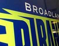 Broadlands Piranhas - Logo Development