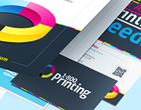 1800 Printing Branding