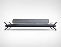 """""""Airport Sofa"""" (2007)"""