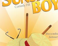 Sunshine Boys Play Poster