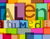 Talent Self Promo Digital Presentation