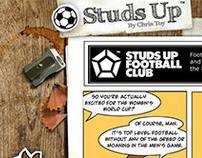 Studs-up
