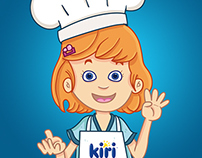 Kiri - Cooking App for children
