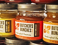Butcher's Bunches Brand Identity & Packaging