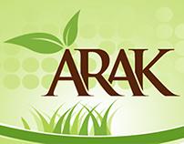 Arak Website