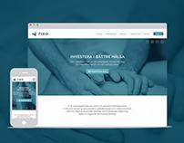 Fixio - Website