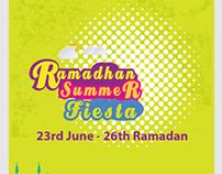 Flyer Summer camp