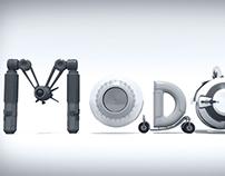 MODO Animation Showreel
