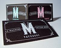 La Machine - Tattoo Shop