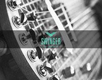 Swinger Guitars Website