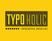 Typo Holic Magazine