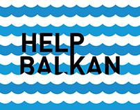 SOS Balkan, Help Serbia Posters