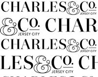 CHARLES & CO. |  Initial Branding