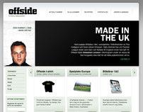 Offside Web