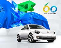 Volkswagen 60 anos - Proposal
