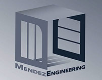 Mendez Engineering - Business Card
