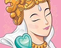 Chinese Goddess Vector
