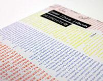 MFA Thesis book : [anti-][syn-]thesis