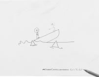 """Faber Castell """"stickman"""""""