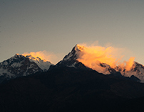 Poonhill x Pokhara x Lumbini