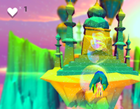 """Indie Game - Unity3D """"AIRJELLY"""""""