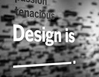 Design is ____.