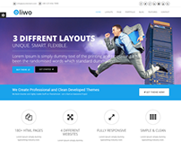Liwo - MultiPurpose WordPress Theme