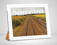 Scanorama iPad Magazine
