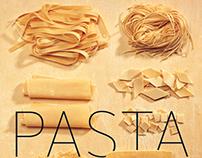 pasta of the italian table